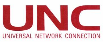 UNC UNIVERSAL NETWORK CONNECTION