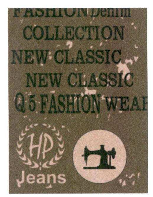 FASHION Denim COLLECTION NEW CLASSIC NEW CLASSIC Q 5 FASHION WEAP HP Jeans, hình