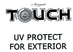 TOUCH UV PROTECT FOR EXTERIOR BY MYKOLOR, hình