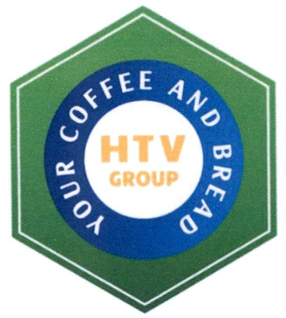 HTV GROUP YOUR COFFEE AND BREAD, hình