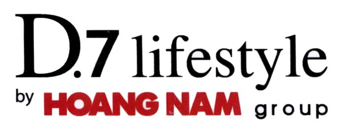 D.7 lifestyle by HOANG NAM group