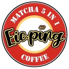 Eic.ping MATCHA 5 IN 1 COFFEE EIC, hình